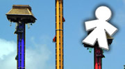 INOCENTADA: PortAventura triplicará la capacidad de Hurakan Condor en 2013 con 2 nuevas torres