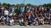 El pasado 14 de septiembre se realizaron las primeras jornadas de aficionados a los parques temáticos en PortAventura.