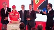 El pasado jueves, 7 de mayo del 2015 se realizó la ceremonia de colocación de la primera piedra de FerrariLand