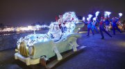 Del 25 de noviembre al 7 de enero disfruta en PortAventura World de una fantástica Navidad en familia