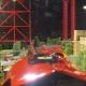 Maqueta de Ferrari Land