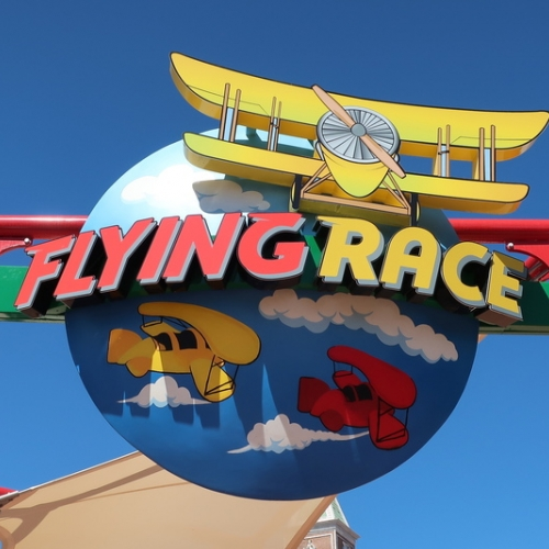 Flying Race