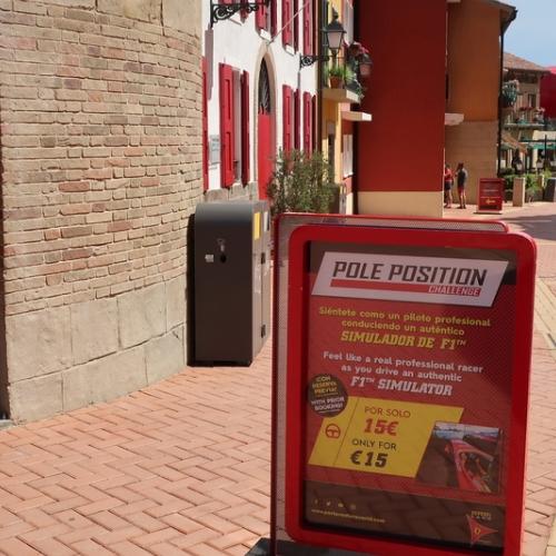 Pole Position Challenge