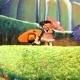 Xian-Mei y el Pequeño Panda