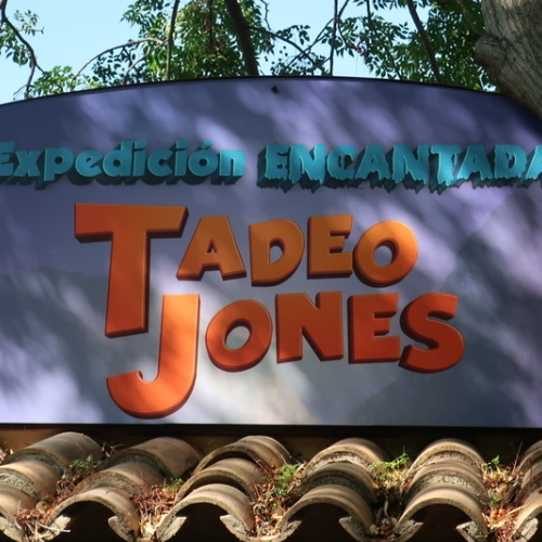 La Expedición Encantada de Tadeo Jones