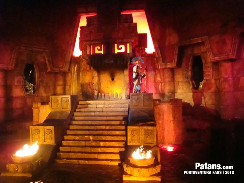 Templo Del Fuego La Maldición Maya Pafanscom