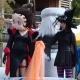 Animación de Calle de Halloween