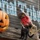 Halloween en Far West