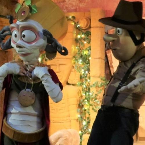 El Tesoro de Navidad de Tadeo Jones