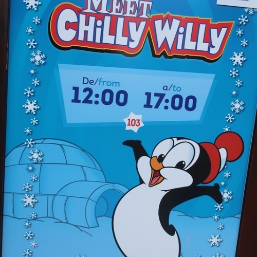 Meet Chilly Willy