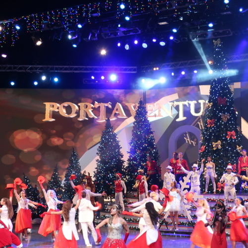 PortAventura Christmas World