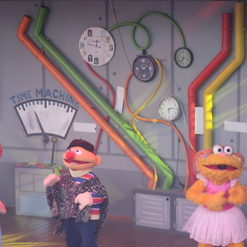 SésamoAventura's Time Machine